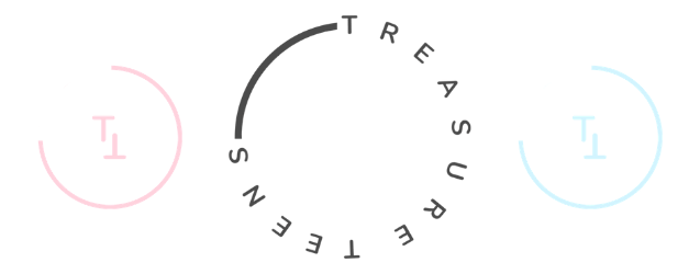 Treasure Teens Logo Header